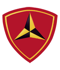 3rd Marine Division Patch