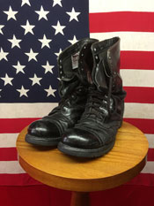 Sons Of Liberty Museum, Boots the Military Soldiers Memorial