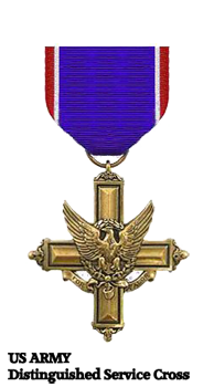Distinguished Service Cross Medal