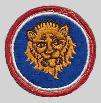 106th ID Insignia Patch 106th Infantry Division