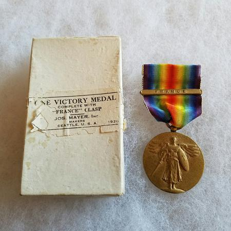 World War I Victory Medals