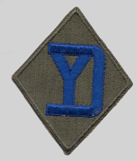 26th ID insignia patch 26th Infantry Division