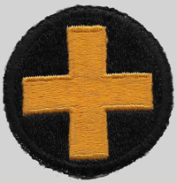 33rd ID insignia patch 33rd Infantry Division