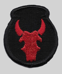 34th ID insignia patch 34th Infantry Division