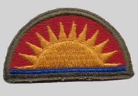41st ID insignia patch 41st Infantry Division