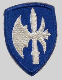65th ID insignia patch 65th Infantry Division