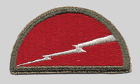 78th ID insignia patch 78th Infantry Division