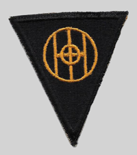 83rd ID insignia patch 83rd Infantry Division