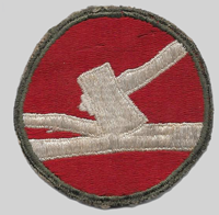 84th ID insignia patch 84th Infantry Division
