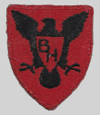 86th ID Insignia Patch 86th Infantry Division