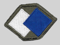 96th ID Insignia Patch 96th Infantry Division